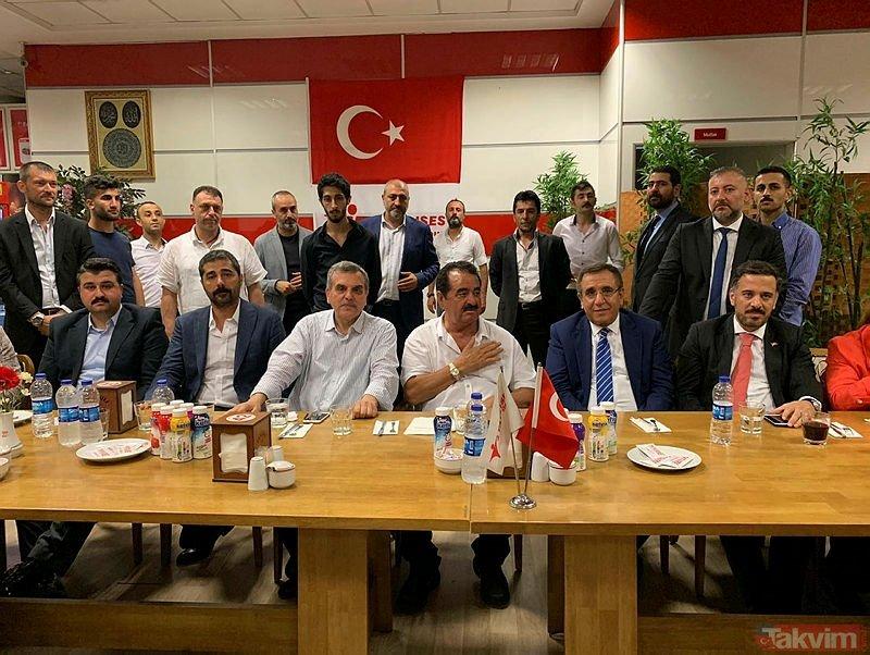 İbrahim Tatlıses: Memleketim için ölürüm, Tayyip Erdoğan için ölürüm...