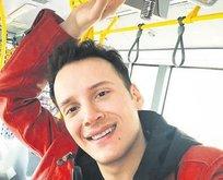 Otobüste bir star
