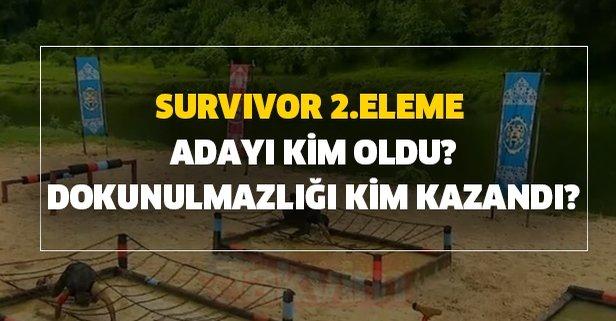 5 Temmuz Survivor dokunulmazlık oyununu kim kazandı?