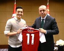 TFFden Mesut Özil açıklaması!