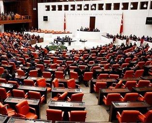 Yargı reformu paketi TBMM Genel Kurulu'nda