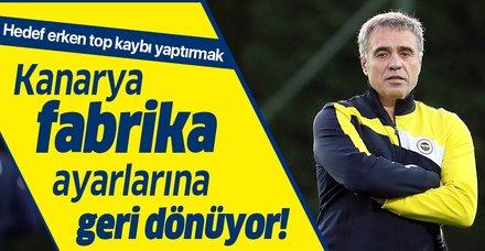 Fenerbahçe 2013-14 sezonundaki fabrika ayarlarına geri dönüyor