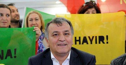 Son dakika: HDP Gaziantep Milletvekili Mahmut Toğrula hapis şoku
