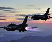 Irak'ın kuzeyine operasyon! Hedefler vuruldu
