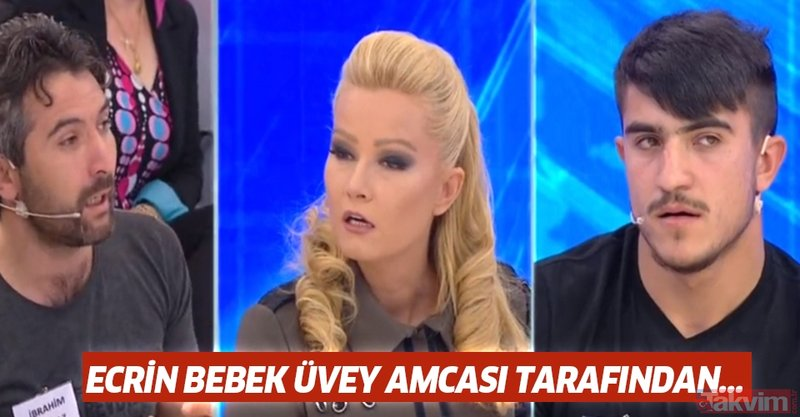 Müge Anlı canlı yayınında son dakika gelişmesi! Ecrin Kurnaz üvey amcası tarafından cinsel...