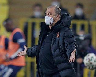 Derbi sonrası Fatih Terim'den sert tepki: Donk'un pozisyonuna nasıl penaltı çalınmaz anlamıyorum