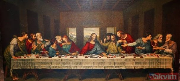 Kıyamet günü için kesin tarih verdi! Leonardo da Vinci'nin tablosundan çıkan kehanet...