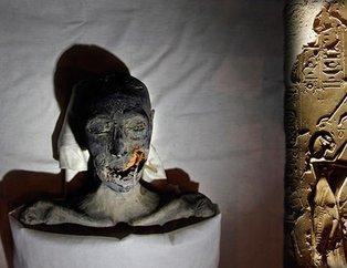 Dünyayı sarsan gelişme! Kayıp firavun mezarı...