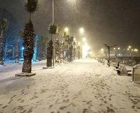 İstanbul'da kar yağışı devam edecek mi?
