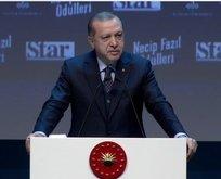Erdoğan: Kudüs giderse İstanbul gider
