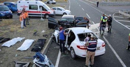 Kurban Bayramı'nda trafikte acı bilanço: 119 ölü, 951 yaralı