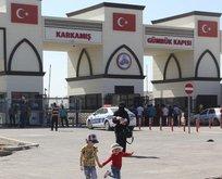 Terör örgütü PKK/PYD Karkamış'ı hedef aldı