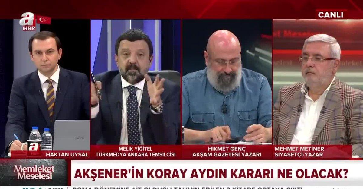 İYİ Parti'de kaos sürüyor! TürkMedya Ankara Temsilcisi Melik Yiğitel: 8-10 vekil MHP'ye geçebilir videosunu izle | Takvim TV
