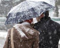 Meteoroloji İstanbul son dakika dolu yağışı!