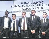 Burak Beşiktaş'ın çocuğudur