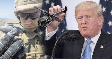 Amerika silah gücüne 'siyah eşek arısını ekledi' Yeni nesil savaş makineleri