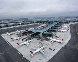 İstanbul Havalimanı'na 135 milyon euroluk dev yatırım
