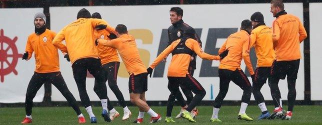 Galatasaray'a sakatlardan iyi haber geldi