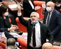 HDP'li Gergerlioğlu hakkında bir iddianame daha!