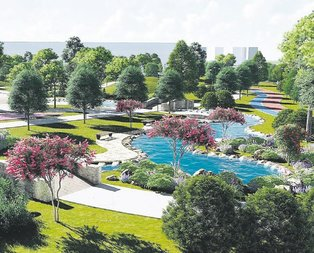 Millet Bahçesi ev fiyatlarını %30 artırdı