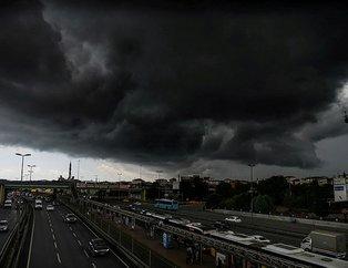 Meteoroloji'den İstanbul'a son dakika uyarısı! İstanbul'da bugün hava nasıl olacak? 19 Aralık 2018 hava durumu