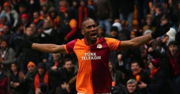 Didier Drogba'dan şok karar