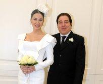 Milano'da evlendiler!
