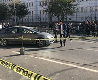 Diyarbakırda adliye çıkışında silahlı saldırı