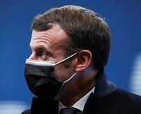 Fransız halkı Emmanuel Macron'u istemiyor