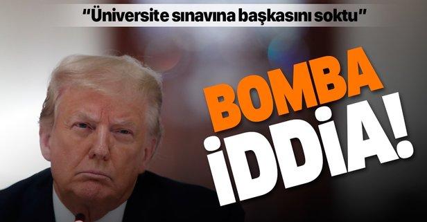 Trump hakkında bomba iddia!