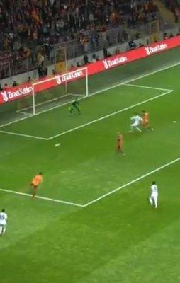 İşte Akhisarsporun iptal edilen golü