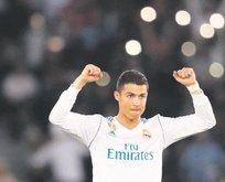 Dünyada 306 milyon kişi Ronaldo'yu takipte