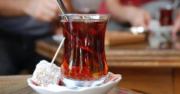 Rüyada çay görmek ne anlama gelir?