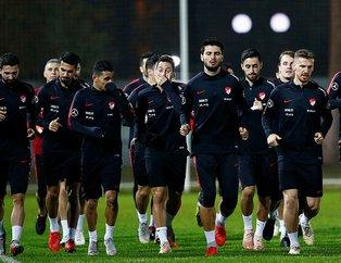 Türkiye A Milli Futbol Takımının aday kadrosuna sürpriz davet