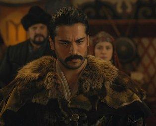 Osman Bey ile Dündar Bey arasında ipler geriliyor! Kuruluş Osman 7. yeni bölüm