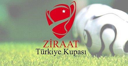 Ziraat Türkiye Kupası 2.tur kura çekimi yapıldı