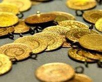 Altın ne kadar oldu? Çeyrek altın ve Cumhuriyet altını ne kadar? 5 Aralık 2017 altın fiyatları