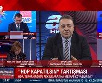 HDP'ye kapatma davası açılacak mı?