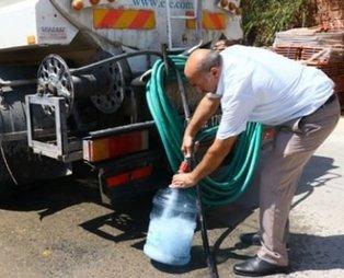 CHP'li İzmir belediyesinde yine su rezaleti! Vatandaş isyan etti