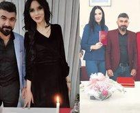 Halil Öztürk ve Sümeyra Tilki çıplak fotoğraf skandalı