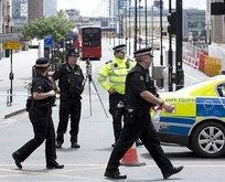 Londra'daki terör saldırısına ilişkin 12 kişi gözaltına alındı