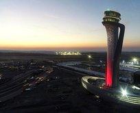 Yeni Havalimanı'nda testler tamam