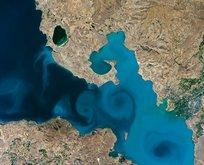 Van Gölü, NASA'nın düzenlediği yarışmada finalde!