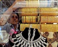 Altın fiyatları haftaya düşüşle başladı!