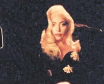 Gaga'ya Türk eli