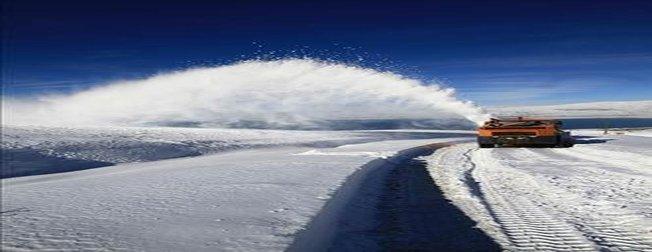 Van'dan Kar Manzaraları