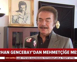 Orhan Baba'dan Mehmetçik'e destek!