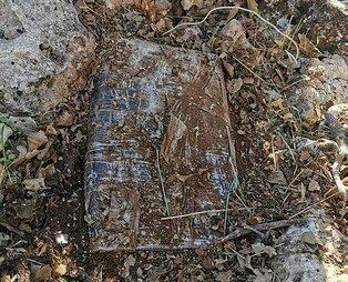 Mardin'de 18 kilogram el yapımı patlayıcı ele geçirildi