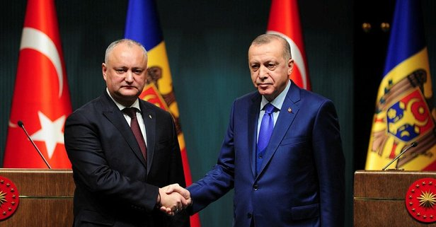 Erdoğan'dan kritik temas