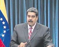 Maduro'dan tarihi övgü
